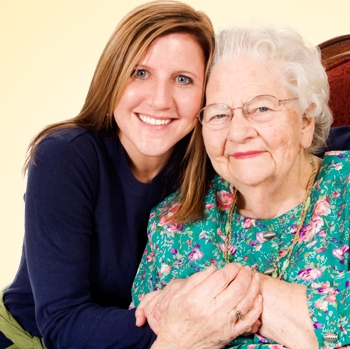 Caring for an elderly parent – your 2015 resolutions